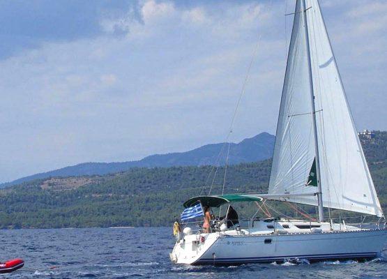 sailing-sithonia