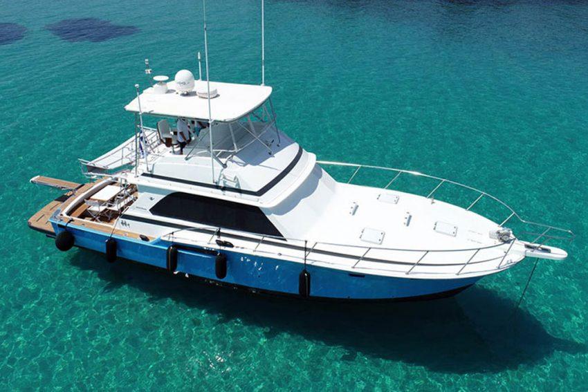 Motor Yacht Day Cruises
